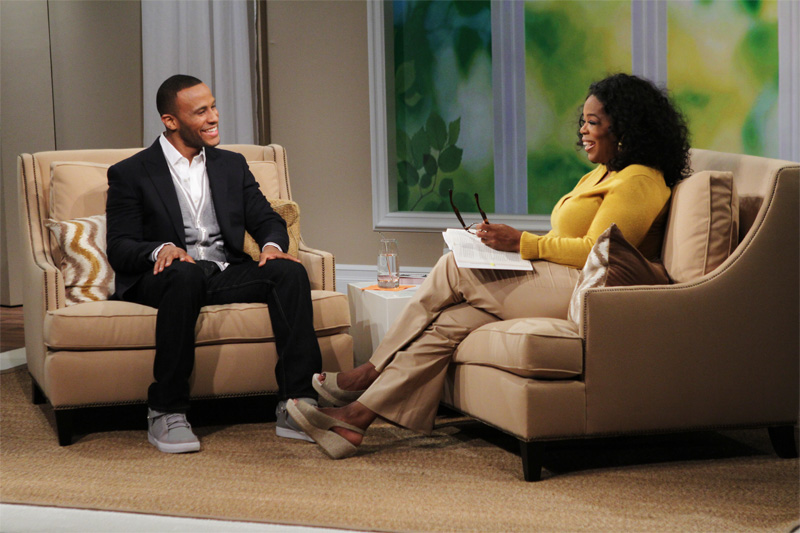 DeVon Franklin on Oprah's Super Soul Sunday