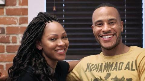 DeVon and Meagan on Oprah Winfrey Network's Black Love – August 29th at 10/9c