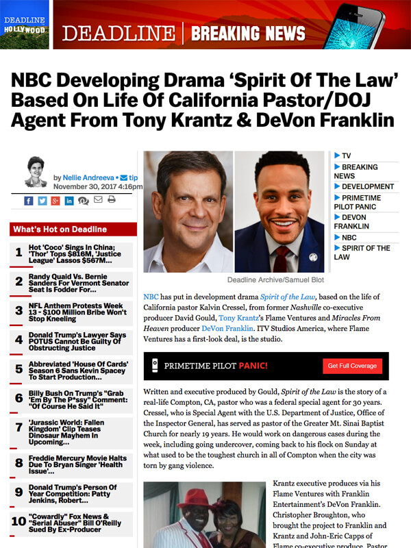 Deadline - November 30, 2017