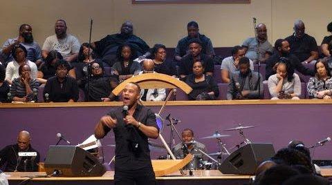 [VIDEO] Devon Franklin Preaching at Mt. Zion Baptist Church