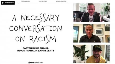 A Necessary Conversation on Racism