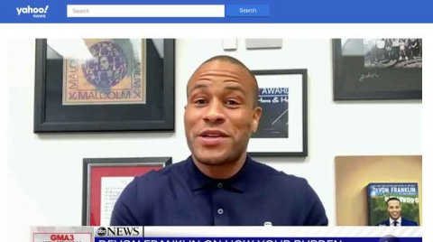 Devon Franklin on How Your Burden Is Actually Your Blessing