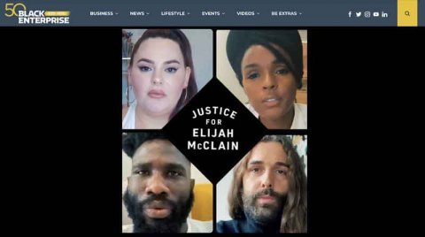Meagan Good, Janelle Monae, Cassie, Virgil Abloh and More Demand Justice for Elijah McClain in New PSA