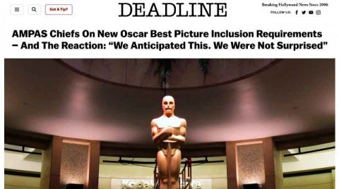 AMPAS Chiefs On New Oscar Best Picture Inclusion Requirements