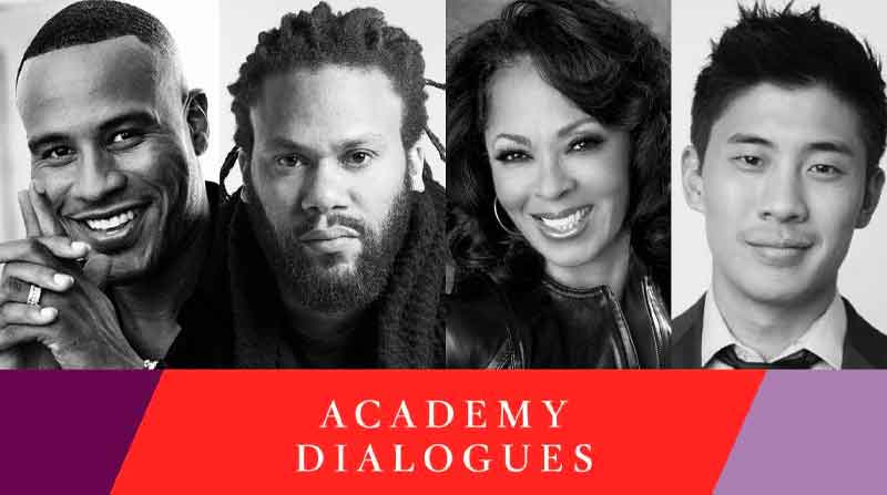 DeVon Franklin, Franklin Leonard, Debra Martin Chase & Phil Sun| Academy Dialogues:Owning Your Brand
