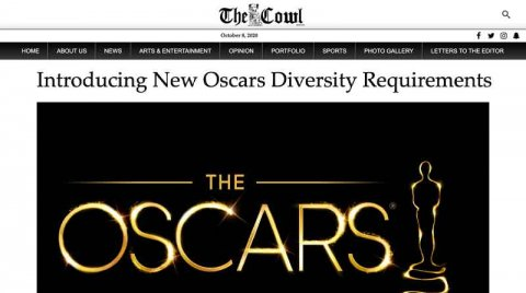 Introducing New Oscars Diversity Requirements