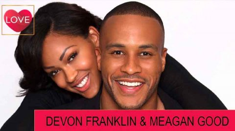 Love From A Distance Devon Franklin and Meagan Good Share Their Love Story