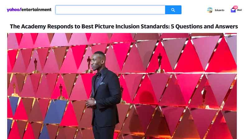 The Academy Responds to Best Picture Inclusion Standards 5 Questions and Answers