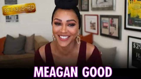 "[VIDEO] Meagan Good talks DeVon Franklin, ""Eve's Bayou"", and Bow Wow 
