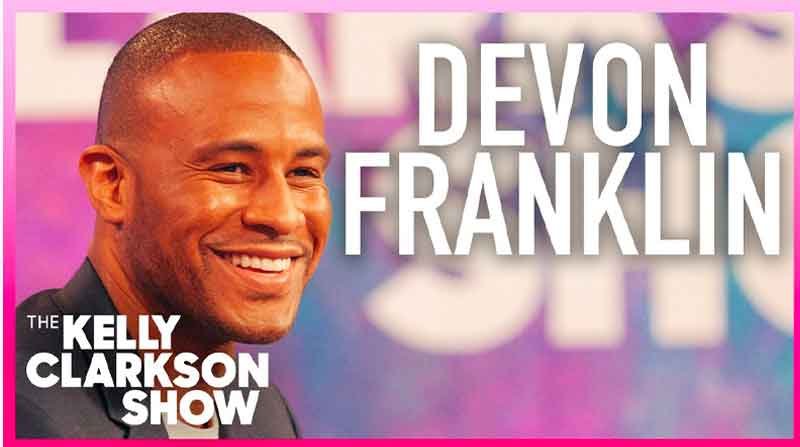 Unfiltered Relationship Advice With Author DeVon Franklin